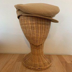 VINTAGE 50s 60s Country Gentleman newsboy cap